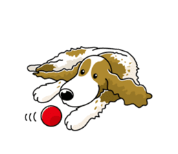 English Cocker Spaniel sticker #1992562