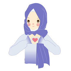 lovely Hijabi
