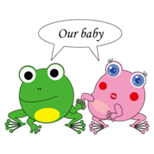 Pinky the Frog 2nd, Sexier Pinky sticker #2000985