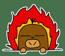 """Mole Kyoto """"Shigeru"""" 1st sticker #2001552"""