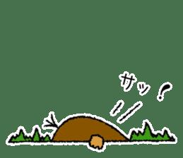 """Mole Kyoto """"Shigeru"""" 1st sticker #2001556"""