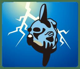 Shy Sunfish sticker #2007680
