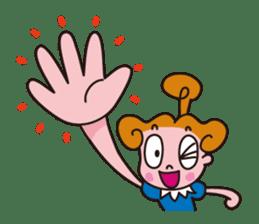 Go! Go! Connie-chan! sticker #2009532