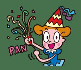 Go! Go! Connie-chan! sticker #2009549