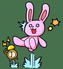 This is Rabbit. sticker #2014911