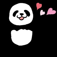 English ver. Cute! Baby PANDA