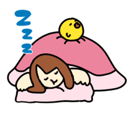 Glutton Nana sticker #2031264