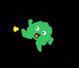 Children of Japanese mountain sticker #2035768