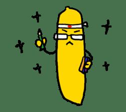 Communicate in banana sticker #2036923