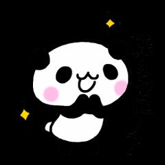 Panda go to Kansai