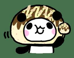 Panda go to Kansai sticker #2038722