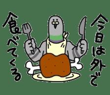 Pigeon 2 sticker #2040975