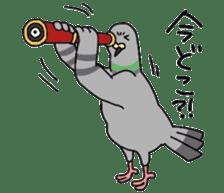 Pigeon 2 sticker #2040987