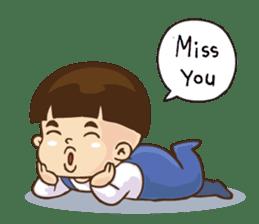 Hua Kala (EN) sticker #2041446