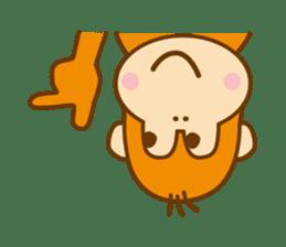 "Orangutan""colon-chan"" sticker #2042498"