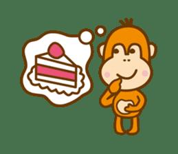 "Orangutan""colon-chan"" sticker #2042513"