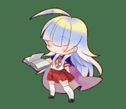 Umigaku sticker #2042602