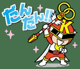 Kanatsu-rangers sticker #2042966