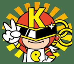 Kanatsu-rangers sticker #2042967