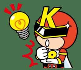 Kanatsu-rangers sticker #2042969