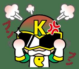 Kanatsu-rangers sticker #2042974