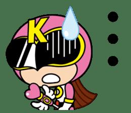 Kanatsu-rangers sticker #2042980
