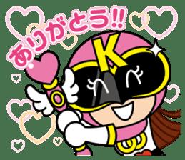 Kanatsu-rangers sticker #2042982