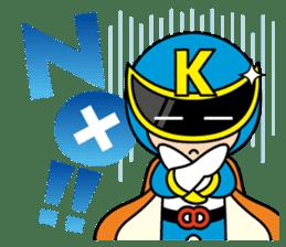 Kanatsu-rangers sticker #2042984