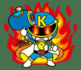 Kanatsu-rangers sticker #2042985