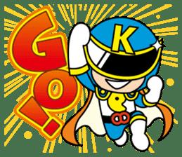 Kanatsu-rangers sticker #2042988