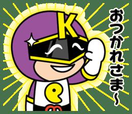 Kanatsu-rangers sticker #2042996