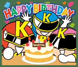Kanatsu-rangers sticker #2043003