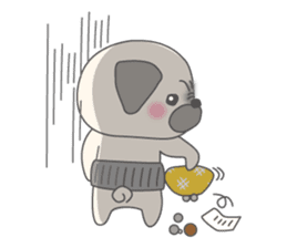 Pugzo sticker #2043052