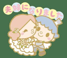 COCOSAB preparation for marriage sticker #2043895