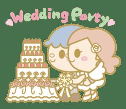 COCOSAB preparation for marriage sticker #2043896