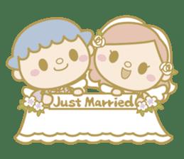 COCOSAB preparation for marriage sticker #2043900