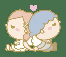 COCOSAB preparation for marriage sticker #2043908