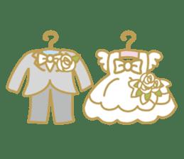 COCOSAB preparation for marriage sticker #2043916