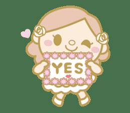 COCOSAB preparation for marriage sticker #2043925