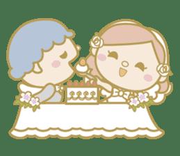COCOSAB preparation for marriage sticker #2043928