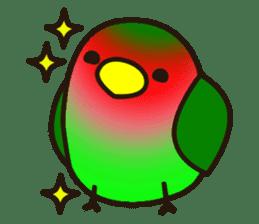 Lovebird sticker #2044453