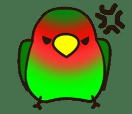 Lovebird sticker #2044461