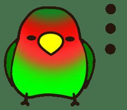 Lovebird sticker #2044462