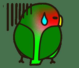 Lovebird sticker #2044463