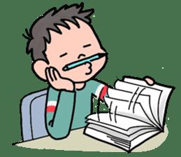 Study Hard! sticker #2046386
