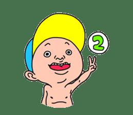 Little Bitty TARO sticker #2047747