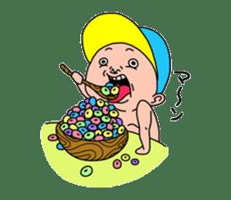 Little Bitty TARO sticker #2047756