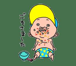 Little Bitty TARO sticker #2047762