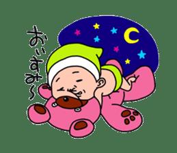 Little Bitty TARO sticker #2047765