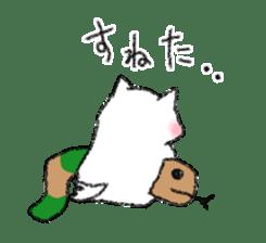 lovey dovey cat sticker #2048524